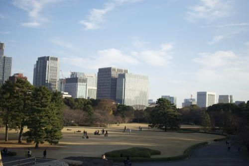 Giardini Imperiali Tokyo